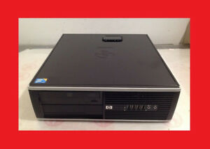 *** HP Compaq 6000 - Intel Duo 3.06Ghz/160GB/Windows10/Office !!
