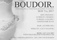 Boudoir Sessions by Nekita Pilz Photography