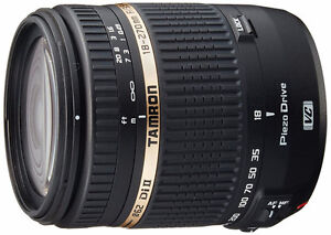 Tamron 18-270 mm lens for Canon! Awesome walk around lens!