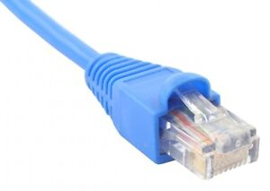 CAT 5 , CAT 6 NETWORKING CABLES / ETHERNET CABLES RG45