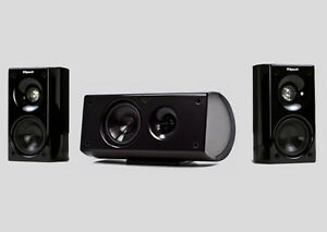 3 - Klipsch Compact High Definitions speakers
