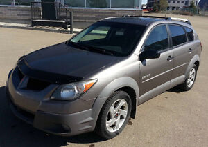 2003 Pontiac Vibe GT Wagon - PRICE REDUCED BY $900
