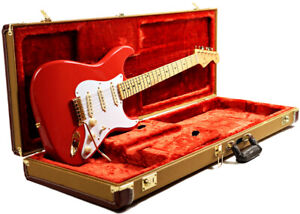 Fender FSR | Limited Classic Series 50s Strat (Fiesta Red)