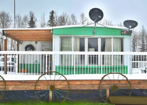 1975 Olympic 14 x 60 Mobile Home - Delivery Included