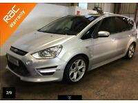 Ford S-MAX 2.0TDCi ( 163ps ) Powershift 2010.5MY Titanium X Sport