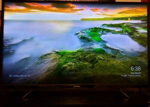 50' 4K UHD Chromecast Built In TV