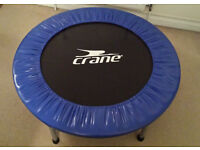 Trampette from Crane - Gym Equipment and Accessories