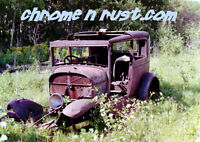 CHROME n RUST!!!
