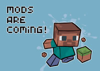 Minecraft Modding and Animation classes -  Wednesday or Saturday