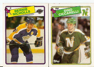 Thousands of Hockey Cards for Sale from 1974-75 to 2015-16