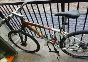 Great mountain bike for tall rider - moving sale!