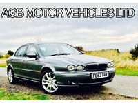* JAGUAR X-TYPE 2.1 V6 SPORT XTYPE WITH FULL SERVICE HISTORY TOP SPEC *