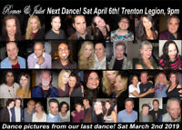 Quinte West's  Largest Singles Spring Dance Party! Apr 6th