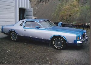 1975 Special Edition Dodge Charger For Sale