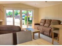 14' x 40' Single Lodge Lake District 11 Month Park Penrith Lowther