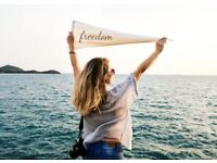 NLP coaching. Free yourself from those beliefs holding you back, and have a happier life!