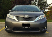 2011 Toyota Sienna XLE Leather Moonroof Reverse Cam Power Doors