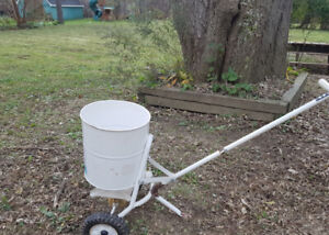 Lawn Spreader for Sale
