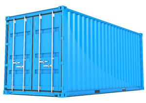 Used 40ft HC container - High Cube Transport Container Kingston Kingston Area image 4