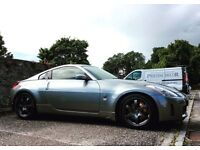 Nissan 350z GT '55' 2005 56k Full Nissan History 3.5 V6 Manual Best example