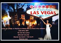 PONDVALLEY MANOR'S VEGAS WEEKEND