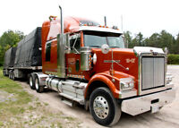 AZ Truck Driver for Flatbed Hauling in Eastern Ontario