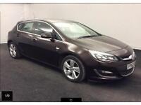 Vauxhall/Opel Astra 1.3CDTi 16v ( 95ps ) ecoFLEX 2013MY SRi