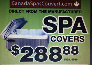 *** HOT TUB COVERS ALL BRANDS AVAILABLE***