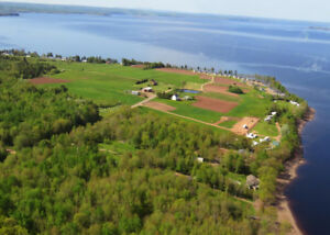 Selling waterfront lots, cottages, RV parks, hunting land.