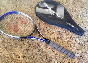 TENNIS RACQUETS - All used twice