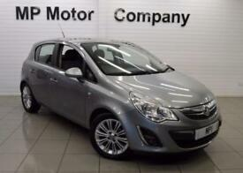 2012 12 VAUXHALL CORSA 1.2 SE 5D 83 BHP HATCH, 1 FORMER, OWNER 4YRS, 50-000M SH,