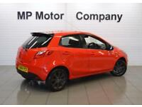 2014 64 MAZDA 2 1.3 COLOUR EDITION 5D 74 BHP SPORTY LITTLE HATCH, 17-000M FMSH,