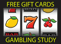 NEW Research Project! Looking for VLT/Slot Machine Players!