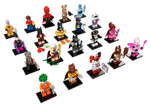 LEGO Batman Movie Minifigures for sale or trade