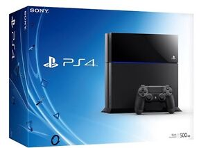 Ps4 sealed new*