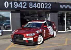 2010 60 MITSUBISHI LANCER 2.0 EVOLUTION X GSR FQ360 4D 367 BHP 4WD SPORT SALOON,