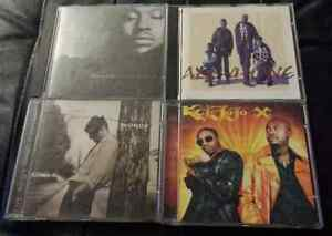 4 CD'S for $5 (R&B)