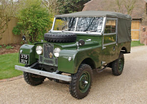 WANTED... LAND ROVER 1950's  1960's