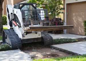 Concrete Patio, Stair /walkway removal