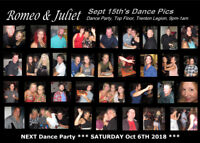 R&J's Fall Social Dance Sat Oct 6th 2018