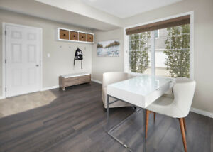Last Unit Backing Onto a Lake! 1645 sqft in Chappelle Gardens!