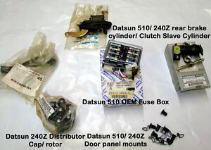 Datsun 510 and 240Z to 280Z Parts/ Collectibles North Shore Greater Vancouver Area image 7