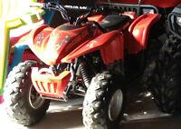 youth 90 cc atv 4 wheeler