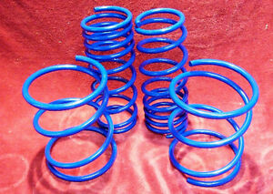 Lowering springs for Nissan S14 240SX