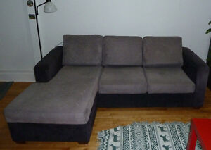 canapé/sofa/fauteuil 3 places