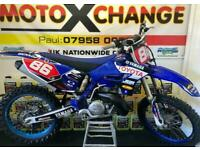 2019 YAMAHA YZ 250....£5195....CLEAN BIKE....MOTO X CHANGE