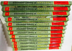 Illustrated Library of Nature 12 Volume Set Hardcover – 1971 Stratford Kitchener Area image 9