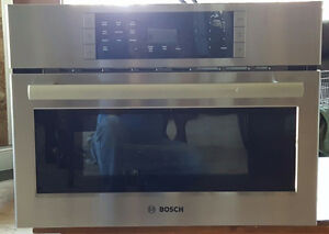 BOSCH FOUR MICRO ONDE CUISSON RAPIDE HIGH SPEED OVEN HMC87151UC
