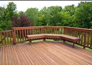 Fence and Deck Repair / Building  Cambridge Kitchener Area image 1