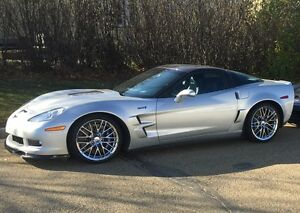 2011 Chevrolet Corvette ZR1 Coupe (2 door)